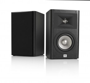 JBL Studio 230 Black Pair with Grille